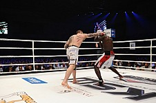 Michal Materla vs Gregory Babene